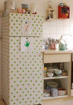 ideias personalizar geladeira 9