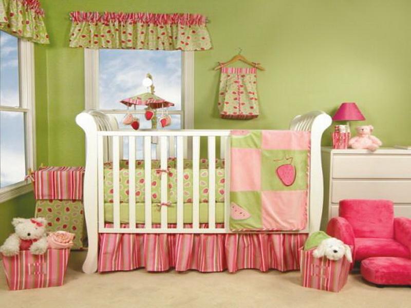 ideias quarto de bebe