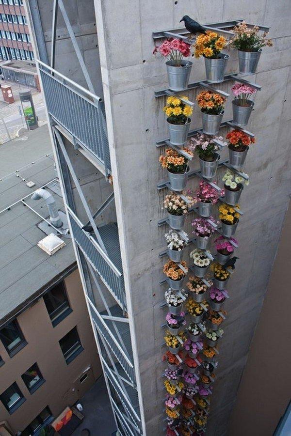 jardim vertical ideas