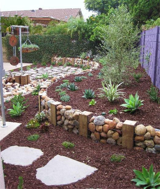 jardins decorados pedras 1 1
