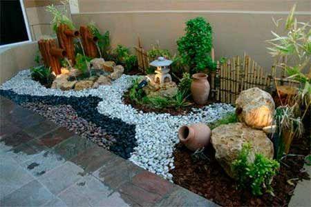 jardins decorados pedras 2 1