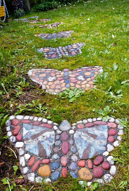 jardins decorados pedras 3 1
