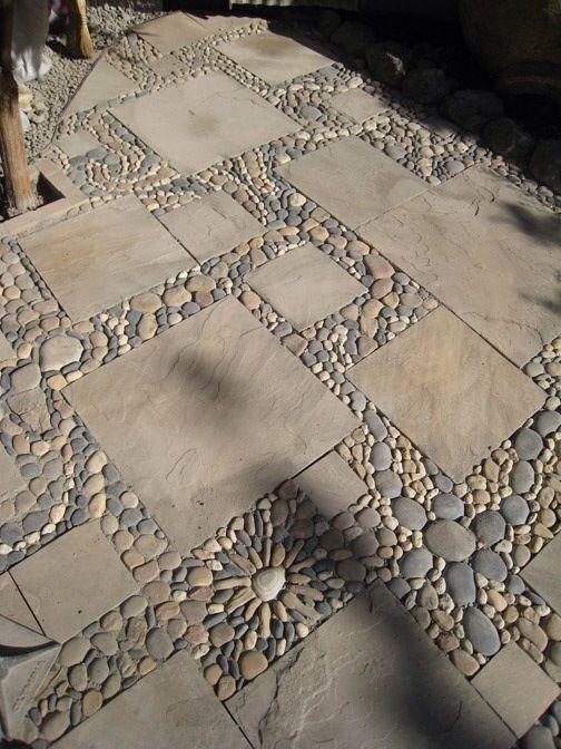 jardins decorados pedras 5 2