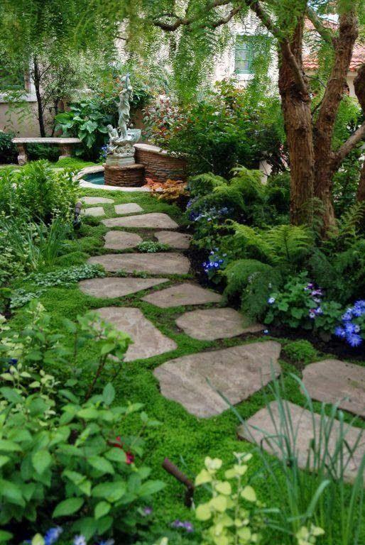 jardins decorados pedras 6 1