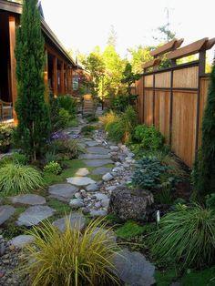 jardins decorados pedras 7