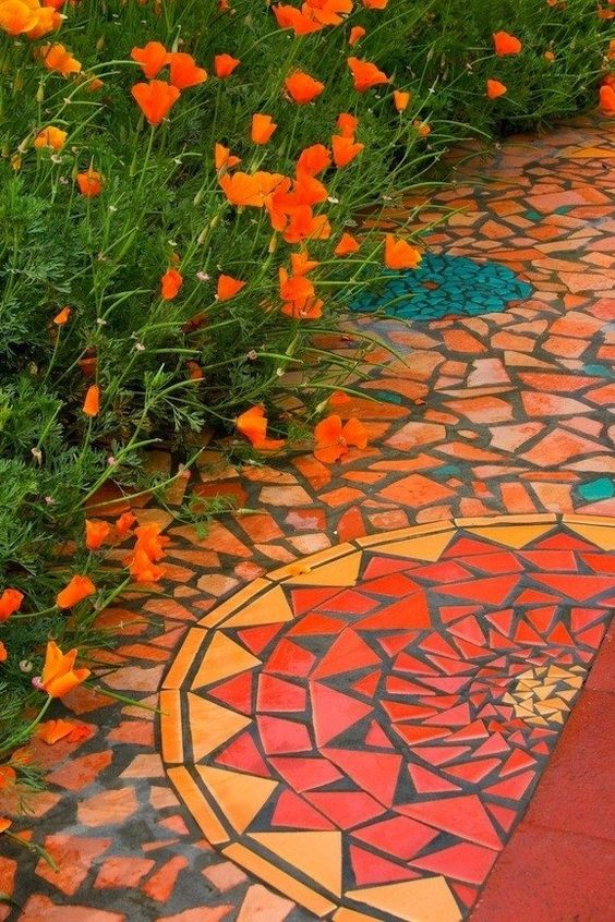 jardins decorados pedras 9 1