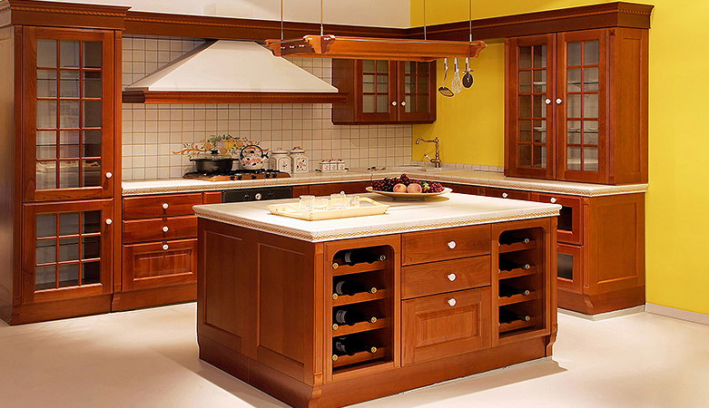 modelo cozinha americana