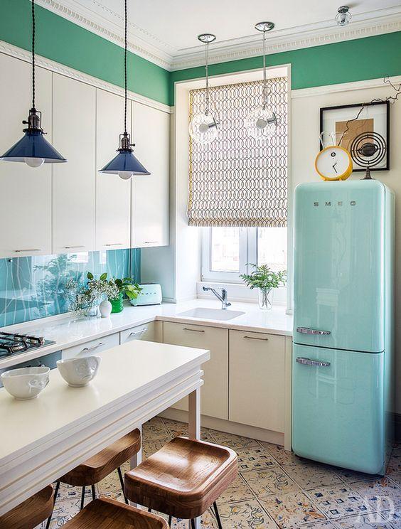modelo cozinha vintage 1