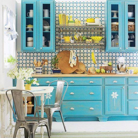 modelo cozinha vintage 2