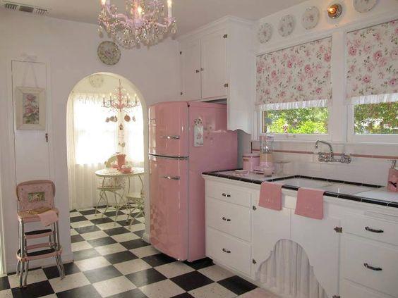 modelo cozinha vintage 8