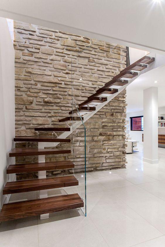 modelos escadas madeira 1
