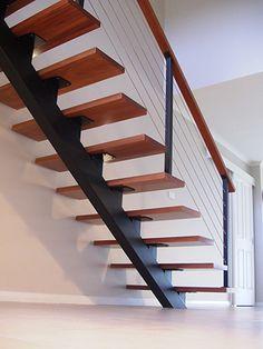 modelos escadas madeira 2