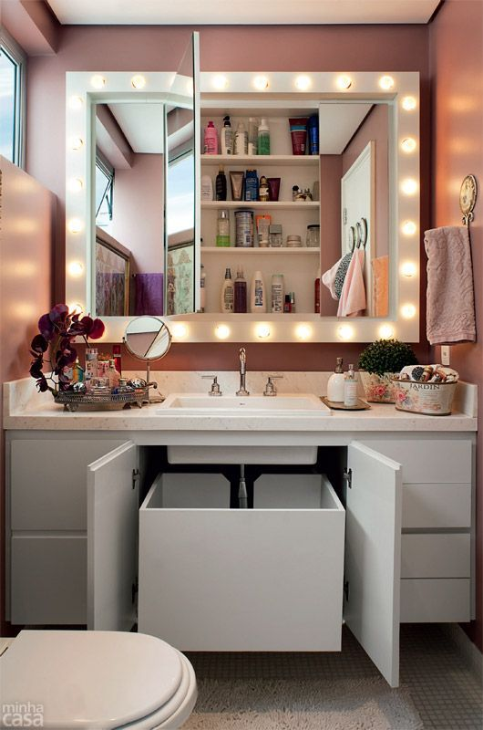 modelos gabinete banheiro 7