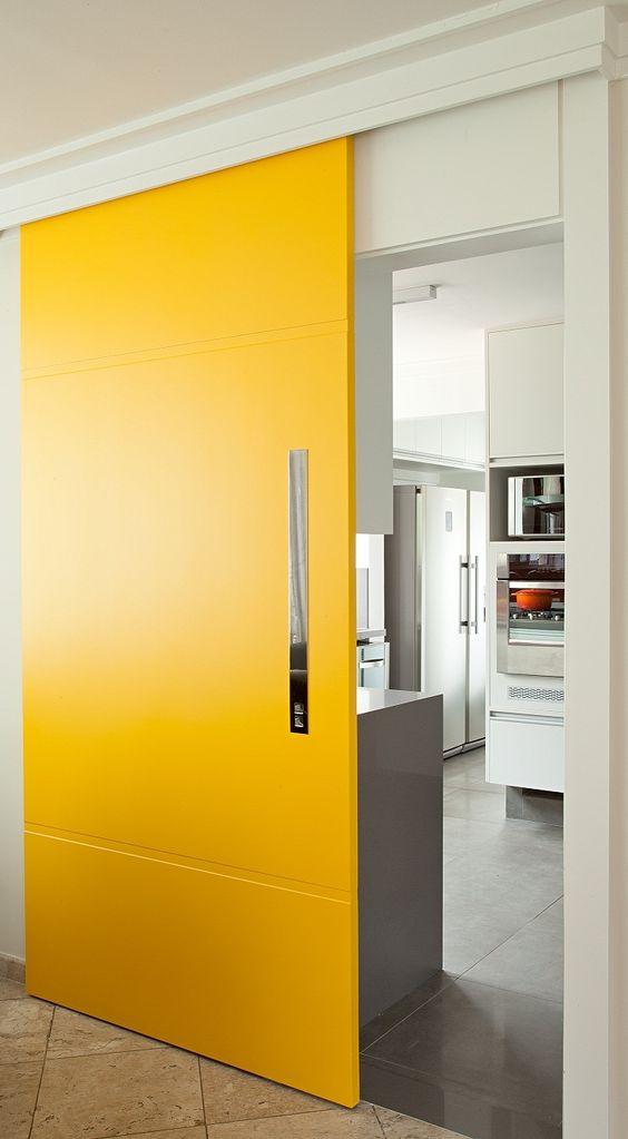modelos portas casa correr interior