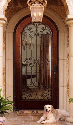modelos portas casa exterior 4