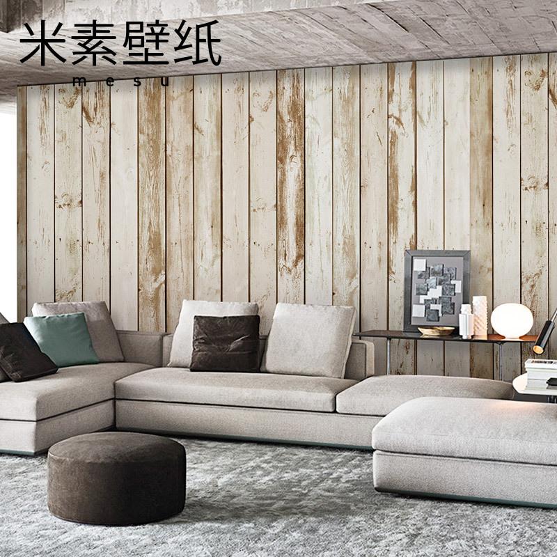 papel de parede rustico para sala