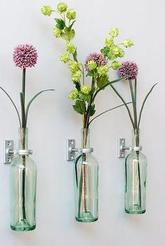 paredes decoradas casa alugada flores