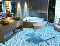 piso resina epoxi 3d