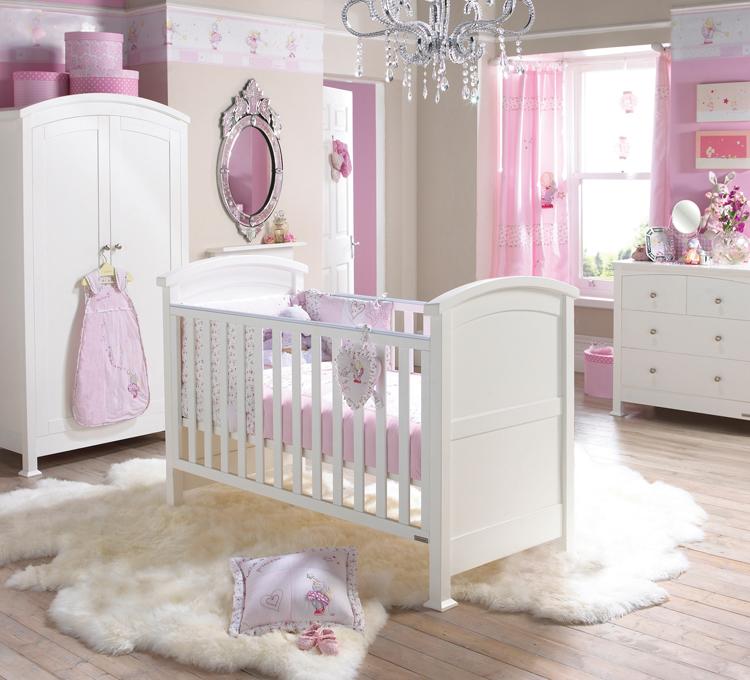 quarto de bebe para menina