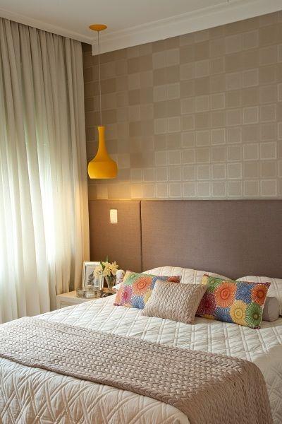 quartos casais pequenos decorados 2