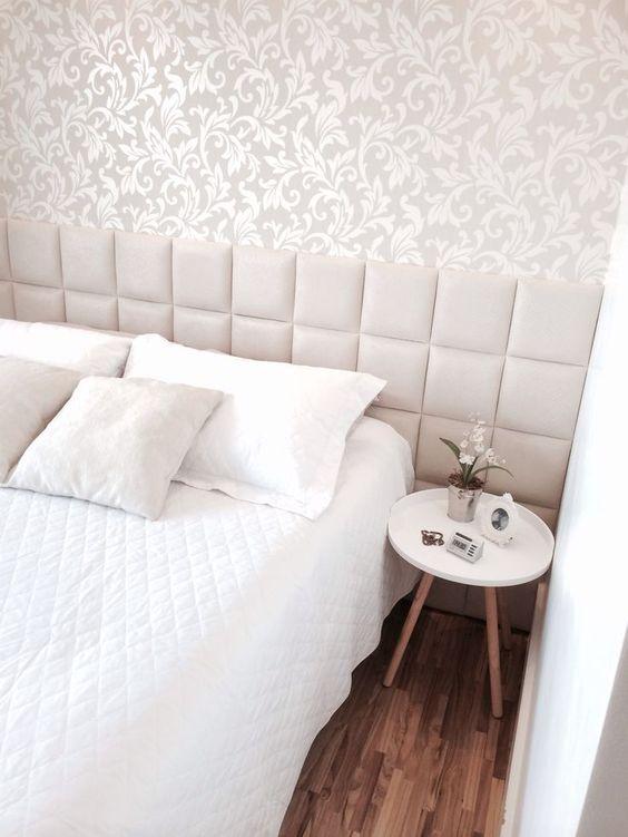 quartos casais pequenos decorados 6