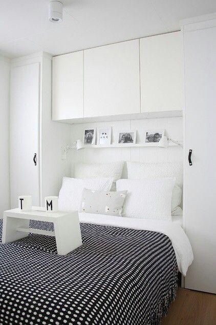 quartos casais pequenos decorados