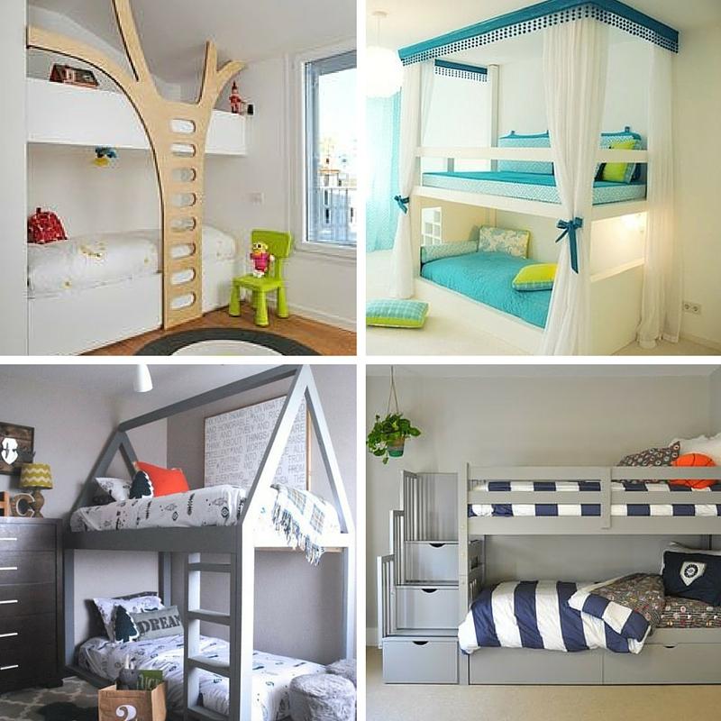quartos com beliches 1