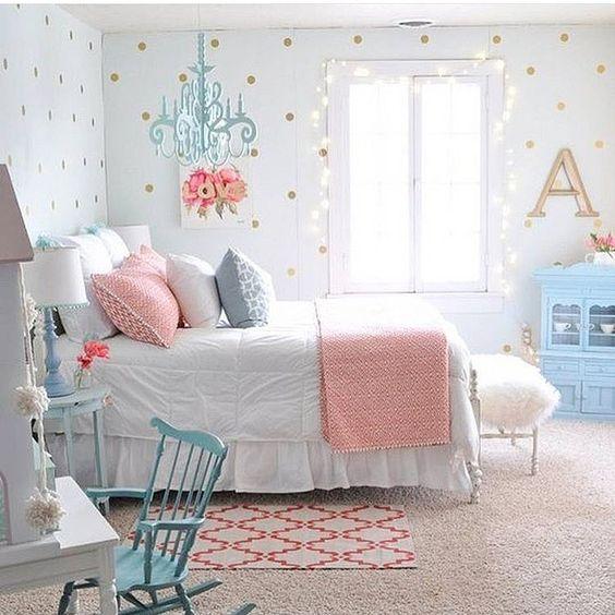 quartos femininos decorados 10