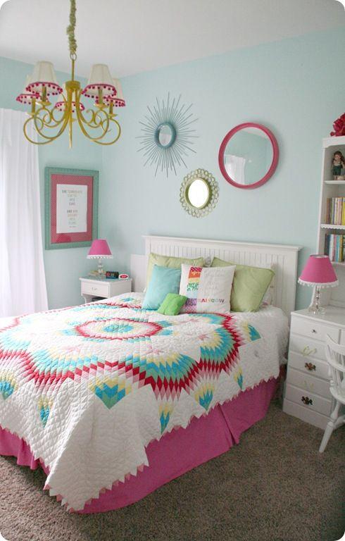 quartos femininos decorados 12