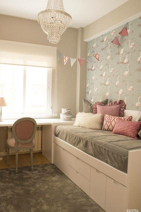 quartos femininos decorados 13
