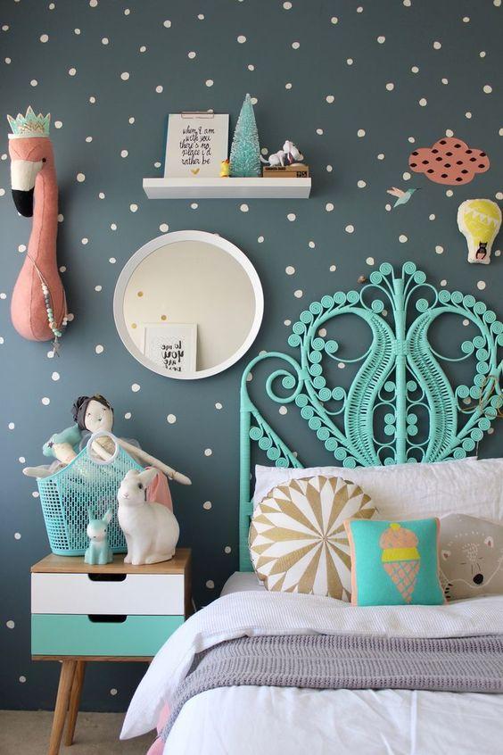 quartos femininos decorados 15