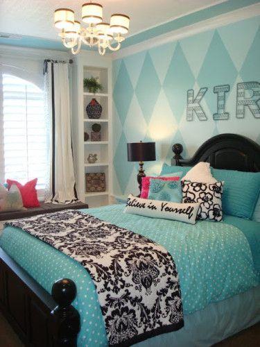 quartos femininos decorados 4