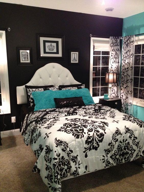 quartos femininos decorados 5