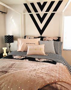 quartos femininos decorados 6