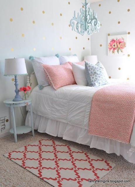quartos femininos decorados 8