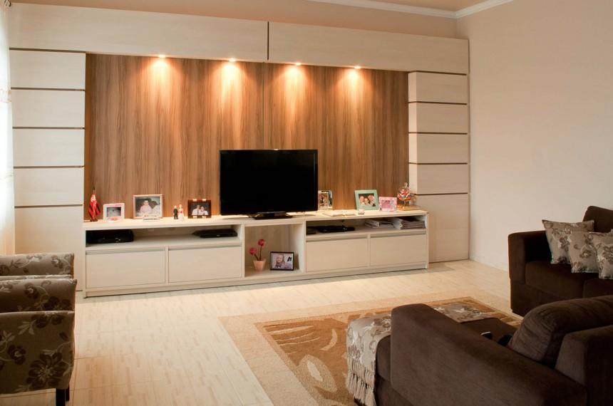 sala planejada decorada