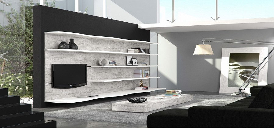 sala planejada moderna