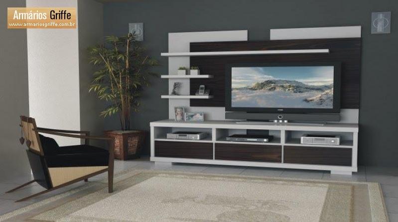 Salas planejadas - Armarios para sala de estar ...