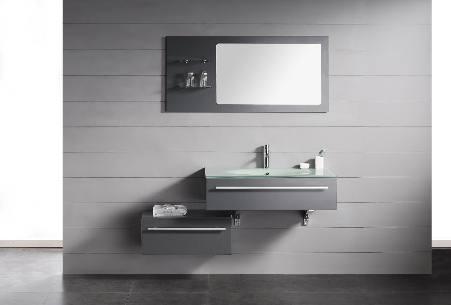 simples banheiro moderno