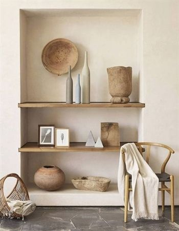 tendencia decoracao wabi sabi