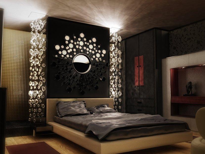 tendencias de papel de parede para o quarto